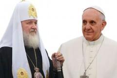 Патриарх и Папа Римский: Встреча с большой буквы