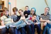 Писатель Ася Гусева: Каждый следующий ребенок еще больше усиливал ощущение, что всё правильно