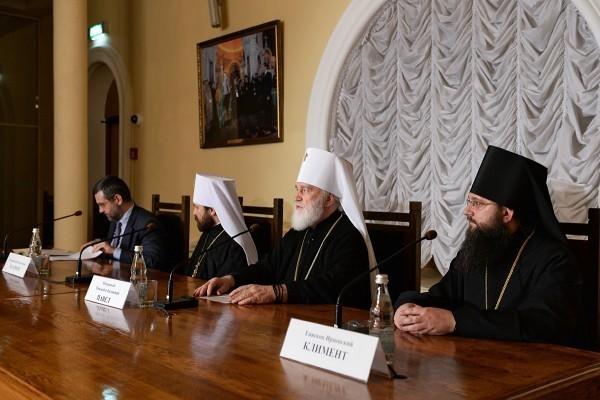 Голос Русской Церкви на Всеправославном Соборе будет единым – Итоги Архиерейского Собора