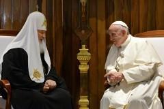 Совместное заявление Папы Римского Франциска и Святейшего Патриарха Кирилла (полный текст)
