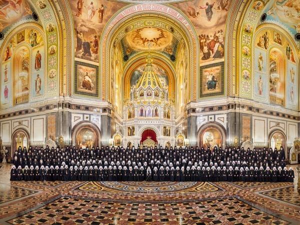 Итоги Архиерейского собора. Цифры и факты