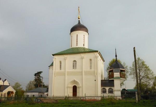 Звенигород. Успенский собор на Городке