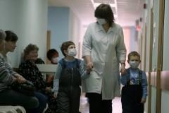 Минздрав: Пик эпидемии гриппа в России пройден