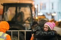 «Они ломали здание, в котором кричала хозяйка с ребенком»