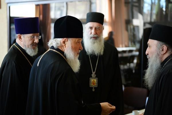 Фото: О. Варов / patriarchia.ru