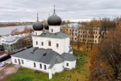 В Великом Новгороде найдены мощи святого Антония Римлянина