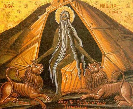 Церковь чтит память святителя Макария Великого, Египетского