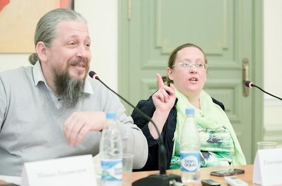 Михаил и Екатерина Бурмистровы расскажут о личном и семейном кризисе