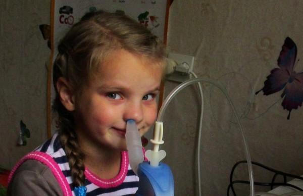 «Одна на миллион»: день из жизни девочки с муковисцидозом