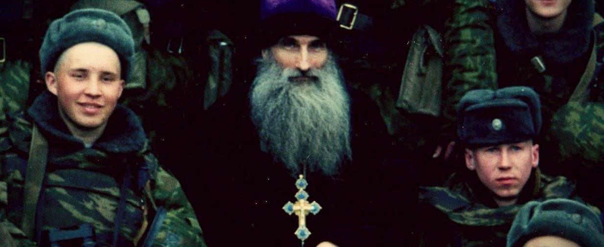 Протоиерей Олег Тэор: Священник нужен в армии как отец