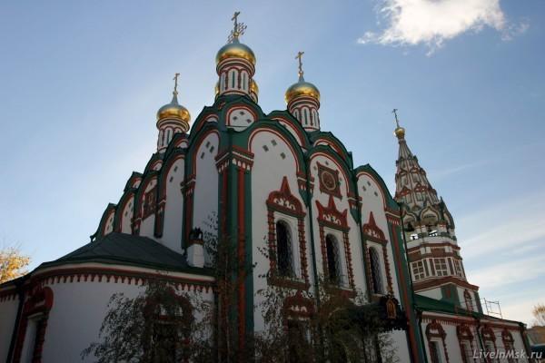 Церковь святителя Николая в Хамовниках