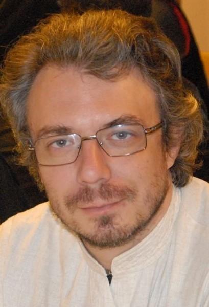 Священник Александр Пикалев
