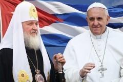 Патриарх и Папа. Причины встречи
