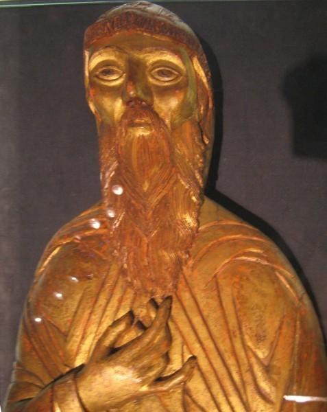 Крышка раки Антония Римлянина, 16 век