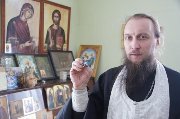Иеромонах Протолеон (Белозерцев). Фото протоиерея Андрея Ефанова
