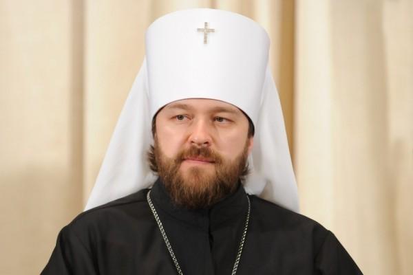 Митрополит Иларион: Центральная тема Архиерейского собора – подготовка Всеправославного собора