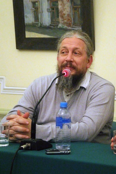 Михаил Бурмистров