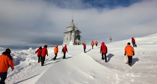 Антарктида православная. Рассказы и фотографии полярного дьякона