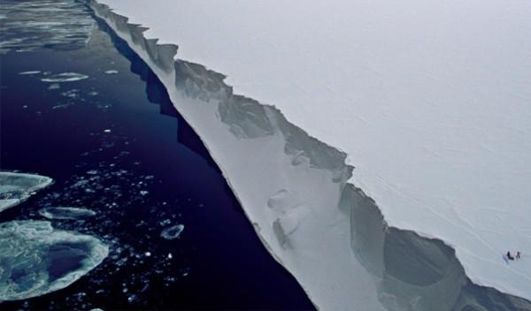 Ледниковый барьер