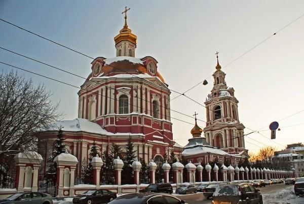 Храм Никиты Мученика в Старой Басманной слободе