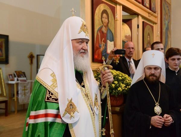 Воссоединение сРКЦ былобы Божьим чудом— Святейший Патриарх Кирилл