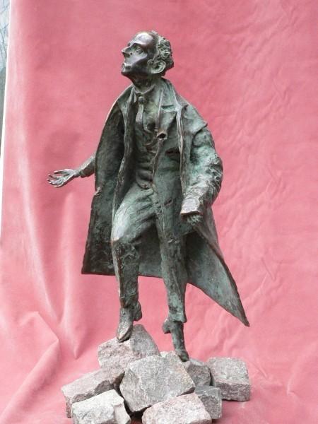 Проект памятника Мандельштаму, 2006