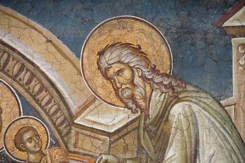 Церковь чтит память Симеона Богоприимца и Анны Пророчицы
