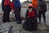 Патриарх Кирилл прибыл в Антарктику