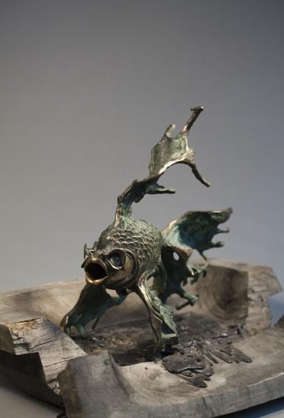Золотая рыбка в разбитом корыте, 2007