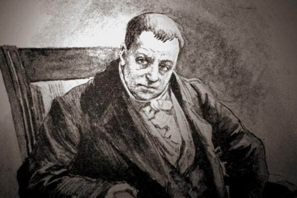 Фридрих Гааз. Русский врач немецкого происхождения, филантроп, известный под именем «святой доктор», католик