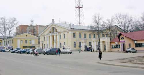 В подмосковном городе переименовали улицу Войкова в Георгиевскую