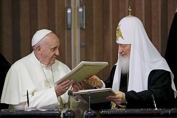 Итоги встречи Патриарха и Папы: мнения духовенства