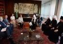 Патриарх Кирилл встретился с президентом Бразилии Дилмой Русеф (+ видео)