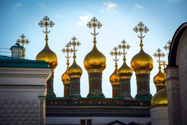Верхоспасский собор Московского Кремля