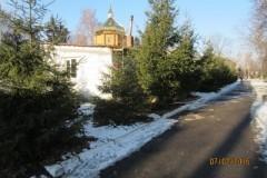 На Украине вандалы осквернили больничный храм