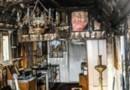 На Украине снова подожгли православный храм