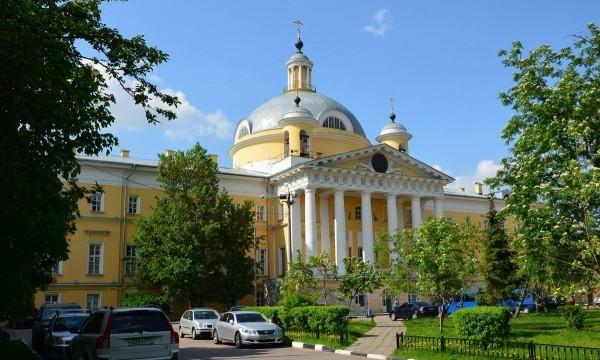 Здание Первой градской больницы