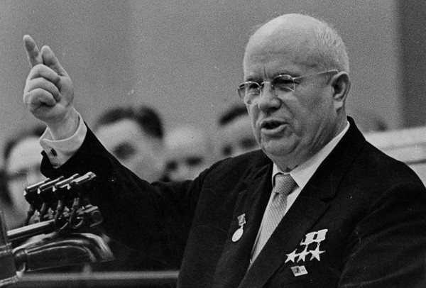 Как Хрущев Сталина разоблачал