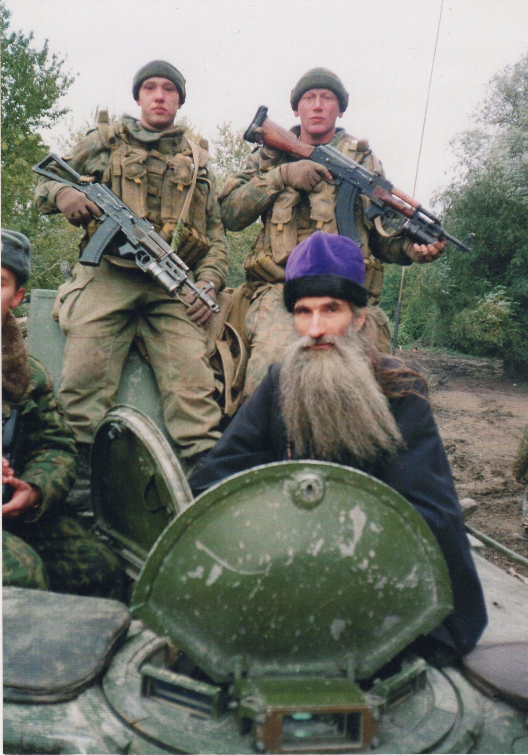 Священники в чечне 2000 13 фотография