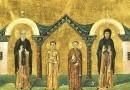 Церковь чтит память преподобного Ксенофонта