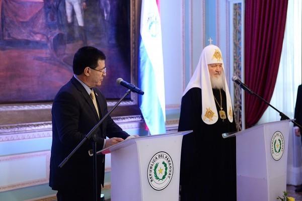 Глава РПЦ предупредил об опасности дехристианизации Европы