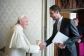 Папа Римский пообщался с основателем «Инстаграма»
