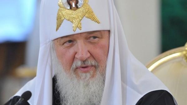 Патриарх Кирилл призвал Церковь продолжать молиться о мире на Украине