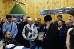 Начальник станции Беллинсгаузен: Церковь оказывает духовную помощь полярникам