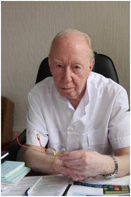 Заслуженный деятель науки РФ, профессор Михаил Львович Семеновский