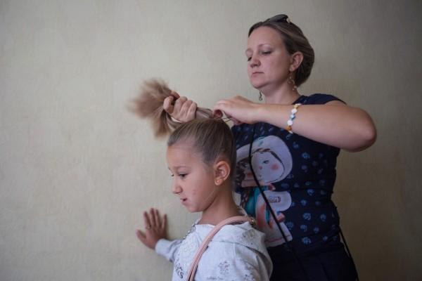 Елена Мещерякова и ее дочь Ольга. Фото: takiedela.ru