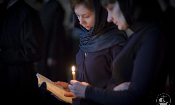 Великий канон преподобного Андрея Критского – среда