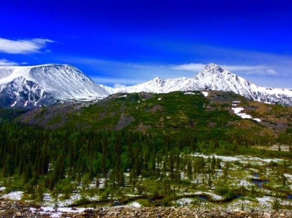 Природа Забайкальского края: то степи, то сопки