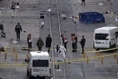 В центре Стамбула прогремел взрыв. Погибли 5 человек