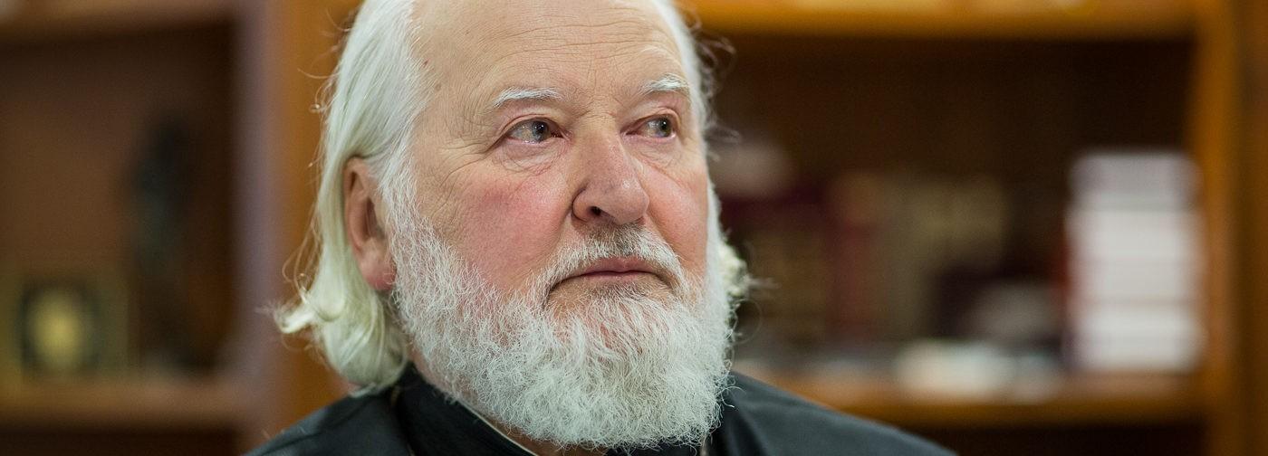 Протоиерею Владимиру Воробьеву — 75 лет!